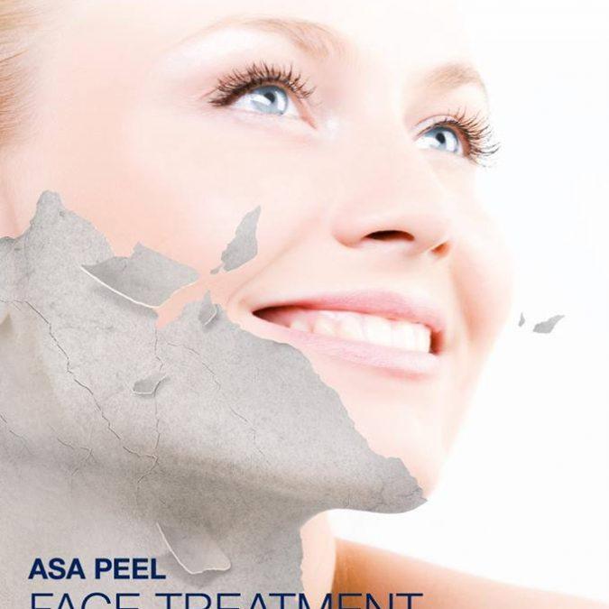 ASA peel treatment